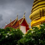 Chiang Mai is a city of temples