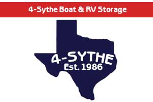 <h4>4-Sythe Boat & RV Storage</h4> Providing covered and uncovered storage for boats, RVs, campers, trailers, and vehicles  13909 Huffmeister Rd. Cypress, TX 77429 (832) 515-3778 <a href=mailto:4sythestorage@gmail.com> 4sythestorage@gmail.com </a href>