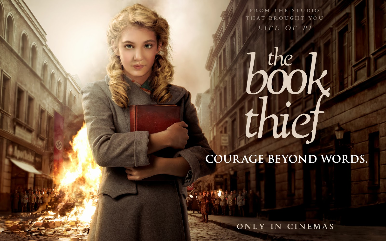 Film Review The Book Thief Movie