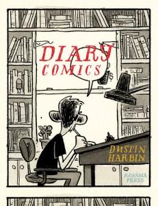 Diary Comics by Dustin Harbin