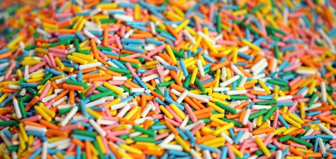 The Museum of Ice Cream Sprinkles