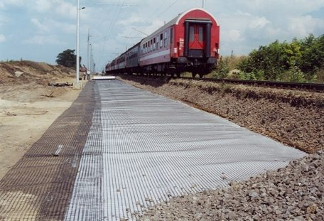 geotextile in railways