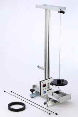 Torsion Pendulum Test on Metal Wire