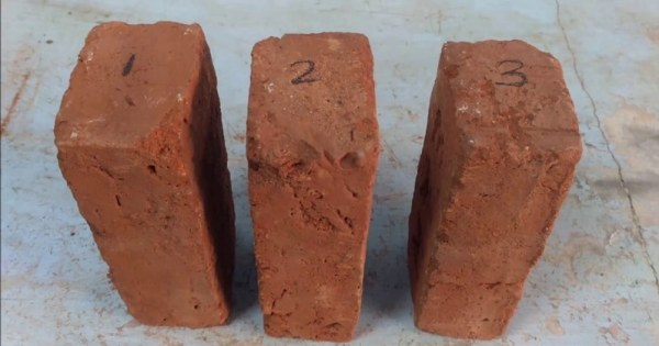 Water Absorption Test On Bricks Values And Procedures