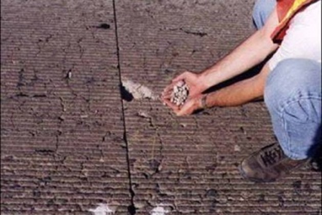 Types of Distresses in Concrete Pavements and their Causes