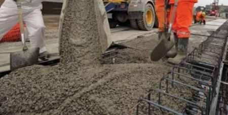 Semi-dry Concrete