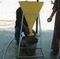 V Funnel Test