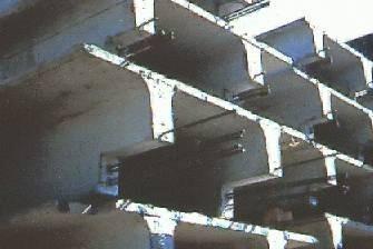 Prestressed precast concrete