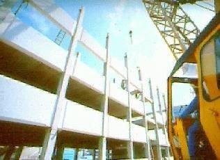 Precast concrete claddings
