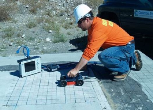 Inspection of Concrete Structure