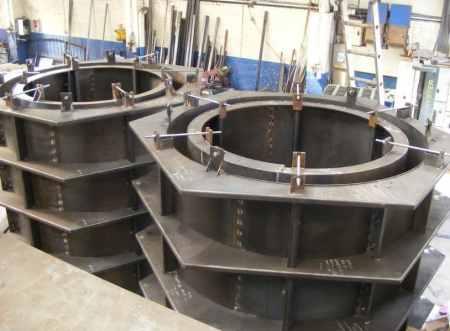 Prestressed Concrete Pipe Mold