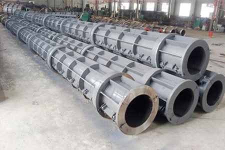Prestressed Pole Making Molds