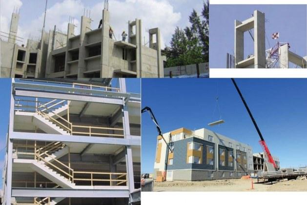 Features of Precast Concrete Construction