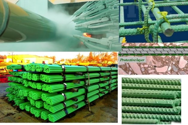 Reinforcement Treatment Methods for Corrosion Protection