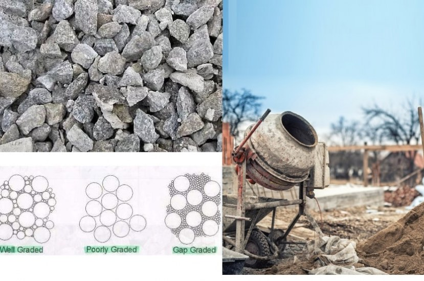 How Coarse Aggregate Affects Mix Design of Concrete?