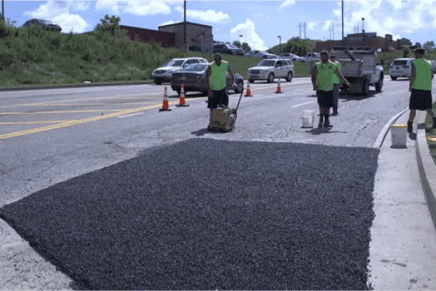 Stripping Value Test On Road Aggregates