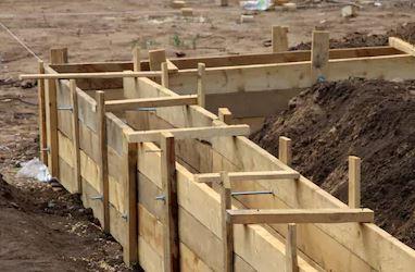 Foundation Formwork