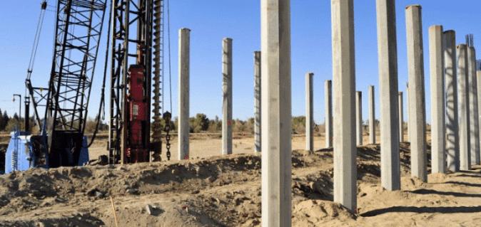 Geotechnical Recommendations for Pile Foundation Image Courtesy Pile Buck Magazine