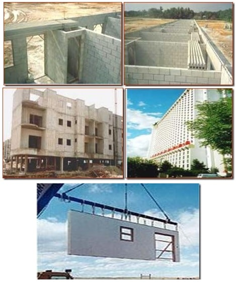 Precast Concrete Wall (Load Bearing Wall)