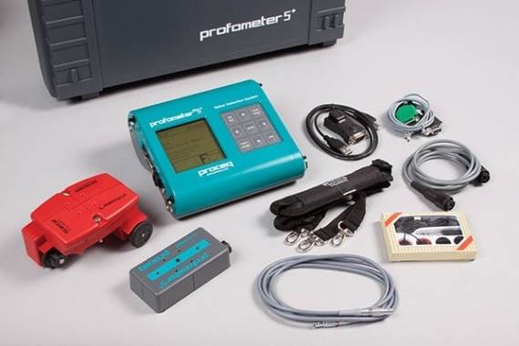 Profometer Test Instrument and Accessories