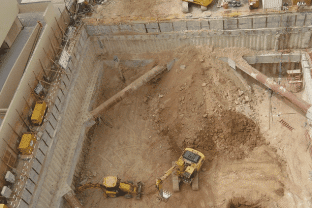 Earth Retaining Systems for Deep Excavations