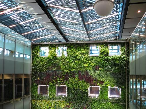 Site and Landscape Planning for Green building Construction