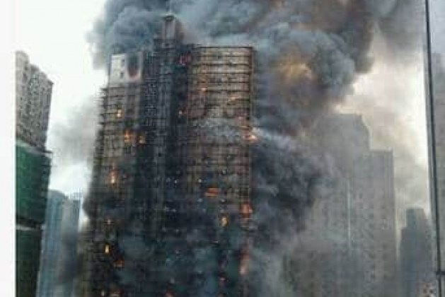 FIRE PROTECTION OF HIGH RISE BUILDINGS