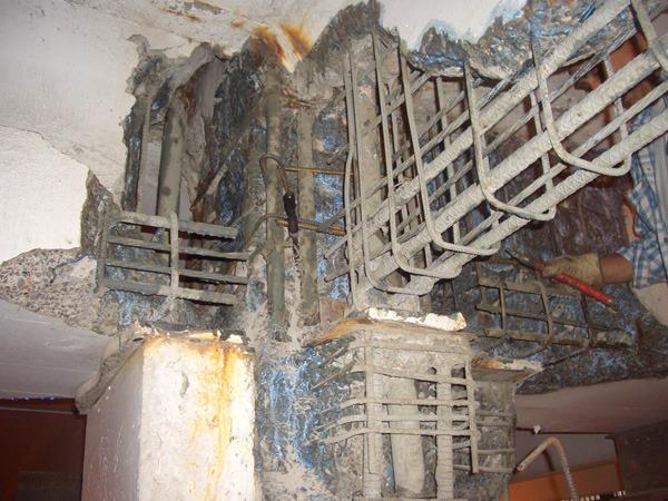 Replacement Concrete Surface Preparation