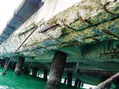 Concrete Durability In Sea Water