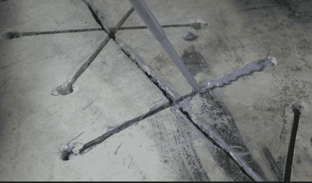 How to Repair Active Cracks in Concrete?