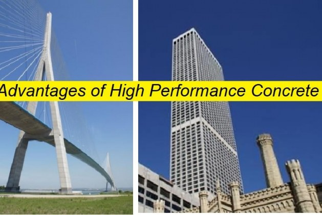 20 Advantages of High Performance Concrete in Design and Construction