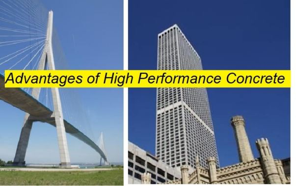 20 Advantage of high performance concrete in design and construction of buildings