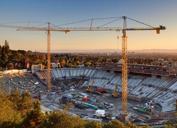 Large Construction Porject Activities