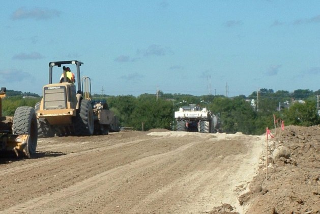 Soil Stabilization with Lime and Fly Ash