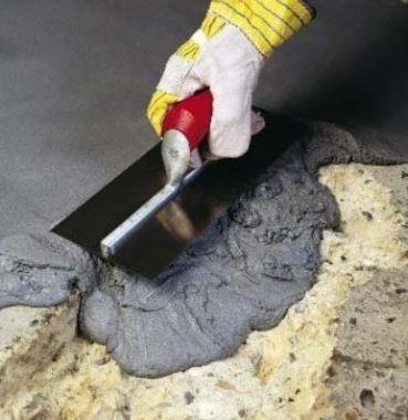 Application of Repair Materials