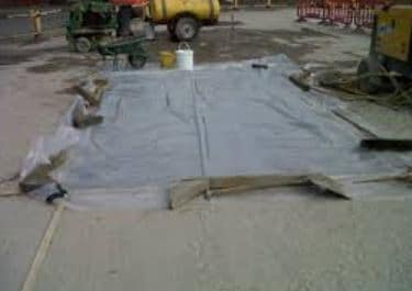 Curing of Repaired Concrete