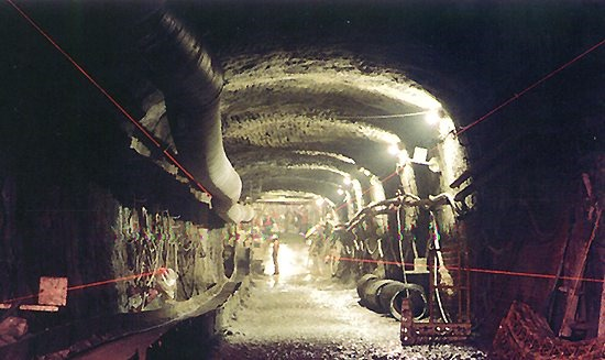 Underground Surveying – Methods and Applications
