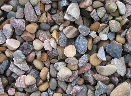 Irregular aggregates