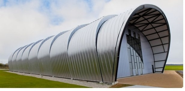 Appearance of Aluminium Structures