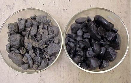 Bitumen Adhesion test on Aggregates