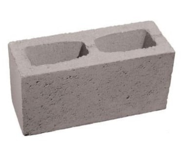 Partition Concrete Block