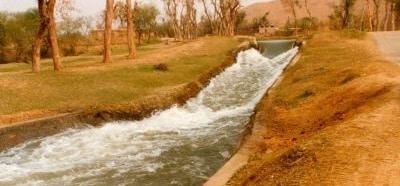 Rapid Canal Falls