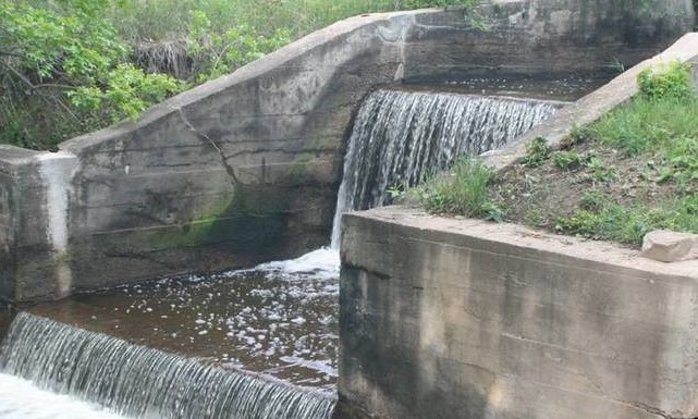 Types of Canal Falls