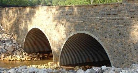 Pipe Arch Culvert