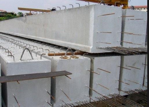 Prestressed Concrete Bridge