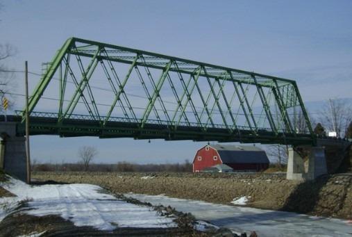 Types of Bridges based on Inter Span Relation - Simple Bridge