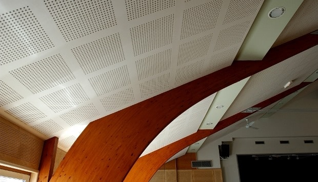 Acoustic Properties of Building Materials