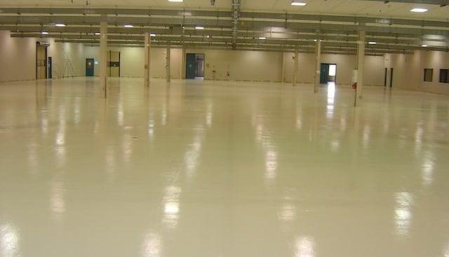 Anti-Static Epoxy Flooring
