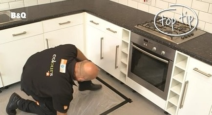 Moisture Removal from Floor Surface