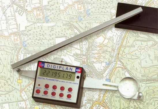 How to Use Planimeter in Surveying